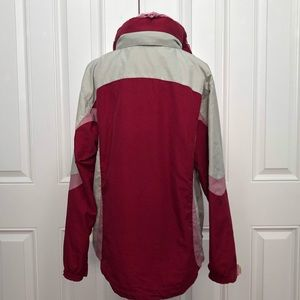 L.L. Bean Jackets & Coats - LL Bean Water Proof Jacket w/ removable Fleece M